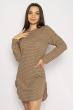 Платье-туника 631F002 капучино