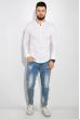 Рубашка 511F012 белый