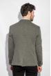 Пиджак мужской классический 197F027 серый