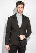 Пиджак мужской классический 197F027 черный