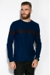 Джемпер 520F018 темно-синий / чернильный