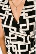 Жилет женский 118P169 песочно-черный