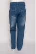 Джинсы для девочек 125P018 junior светло-синий