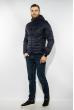 Куртка демисезонная 212P21073 темно-синий