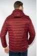 Куртка демисезонная 212P21073 бордо