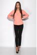 Блуза женская 118P238 персиково-розовый