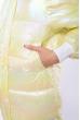 Куртка женская с перламутровым оттенком 120PSKL1960 желтый