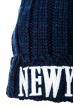 Шапка женская 259V001-4 темно-синий