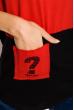 Футболка женская 317F075 красный