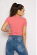 Боди женское с завязками 629F1232 розовый