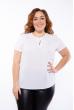 Блуза женская 118P142 молочный