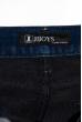 Джинсы женские на флисе 85P18653 темно-синий