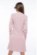Платье вязаное 120PRZGR775-1 пудровый