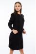 Платье вязаное 120PRZGR775-1 черный