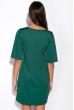 Платье 110P177-2 бутылочный
