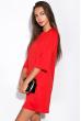 Платье 110P177-2 красный