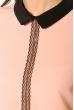 Блуза женская подросток 120P028 персиковый