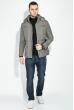 Куртка мужская, зимняя 19PL158 песочно-серый
