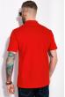 Однотонное мужское поло 120PELL410 красный