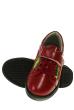 Кроссовки 11P1608 junior красный