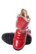 Ботинки лаковые 120PJA9565-1 junior красный