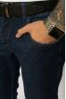 Джинсы мужские Classic 638F011 темно-синий