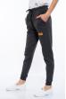 Брюки спортивные женские  85F10107 серый меланж