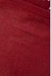 Джемпер с принтом 11P233 на флисе вишневый