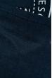 Джемпер с принтом 11P233 на флисе чернильный