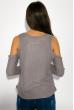 Джемпер женский 32P031 светло-серый