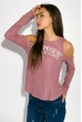 Джемпер женский 32P031 сиренево-розовый