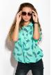 Блуза женская 108P053 мятный