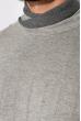 Свитер 267F1260 светло-серый