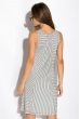 Платье 516F492-1 молочно-синий