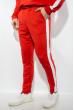 Костюм спортивный мужской 118P1008 красно-белый