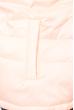 Куртка женская однотонная, с карманами 72PD153 персиковый