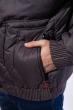 Куртка мужская с капюшоном 157P3106 хаки