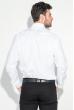 Рубашка мужская с двумя карманами 50PD10102 молочный
