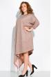 Платье 120PMA1679 светло-розовый / меланж