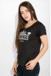 Футболка женская 516F291 черный