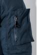 Парка мужская зимняя 19PL139-1 синий