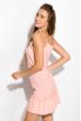Платье 103P004 розовый