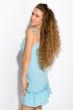 Платье 103P004 голубой