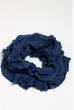 Базовый женский шарф 120PROS06775 джинс