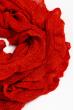 Базовый женский шарф 120PROS06775 красный