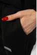 Костюм спортивный женский 85F10150 черный