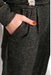 Спортивный костюм с капюшоном 11P487 графит