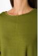 Платье-туника с круглым вырезом 317F054 фисташковый