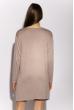 Платье-туника с круглым вырезом 317F054 стальной