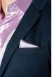 Рубашка мужская шелковая 50PD0090 светло-сиреневый
